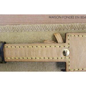 Louis Vuitton Jewelry - LOUIS VUITTON MonogramCanvas Porto Bracelet Size 8
